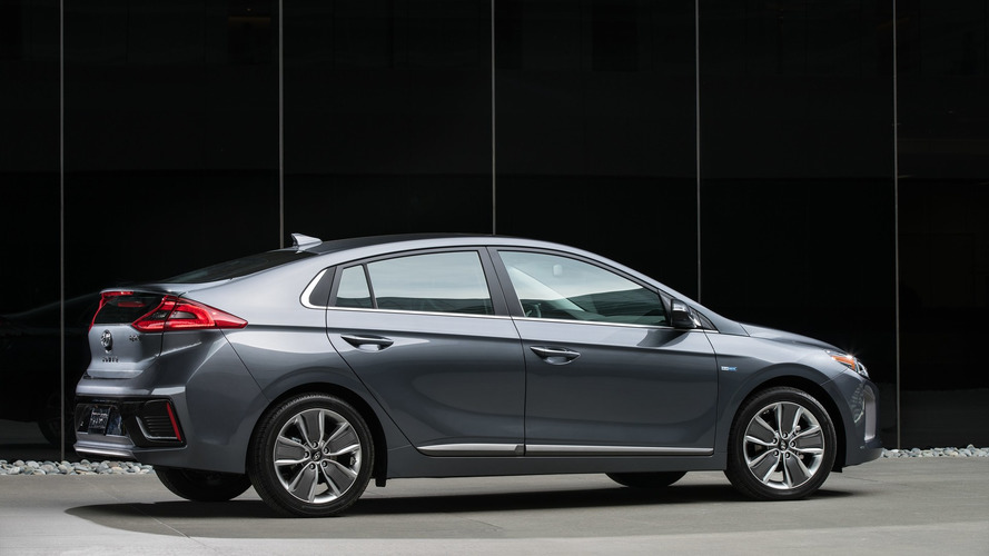 Hyundai Prices Ioniq; Electric Model Tops Out At $41,849