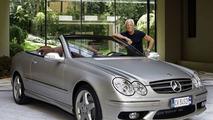 Mercedes-Benz CLK 500 Cabriolet Designo Special-Edition