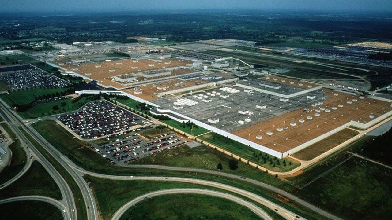 Nissan Smyrna Plant