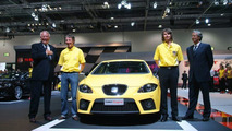 New Seat Leon Cupra Unveiled
