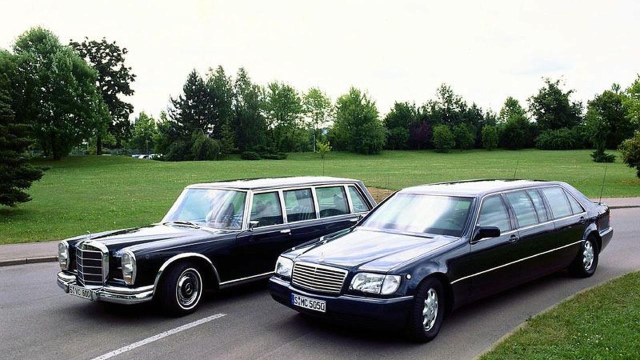 Mercedes Type 600 Pullman Limousine