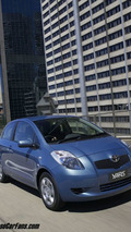 Toyota Yaris YRS