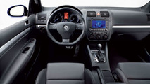New Volkswagen Golf R32 Interior
