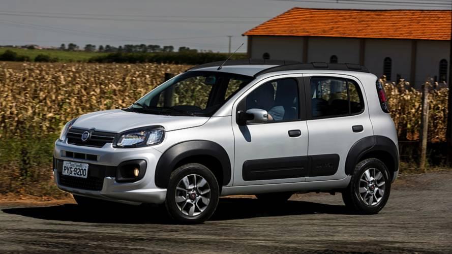 Fiat Uno voltará a ser vendido na Argentina após dois anos de ausência