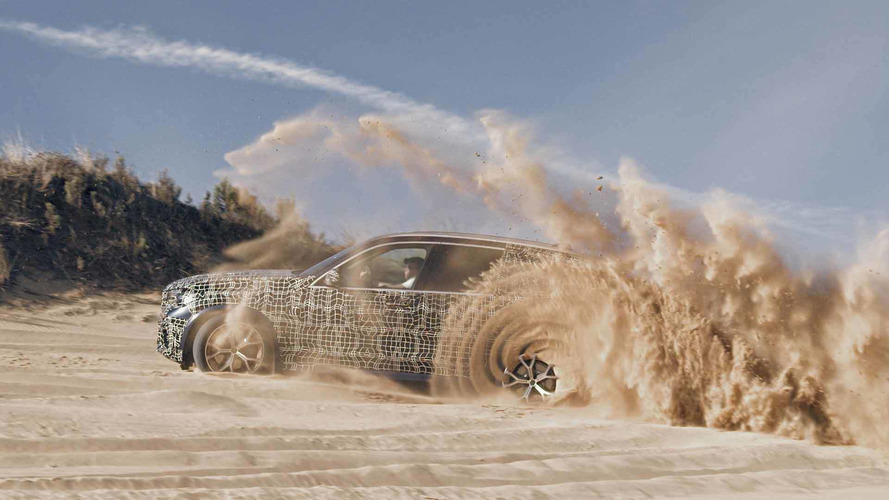Next-Gen BMW X5 Teased Showing Its Worldwide Testing