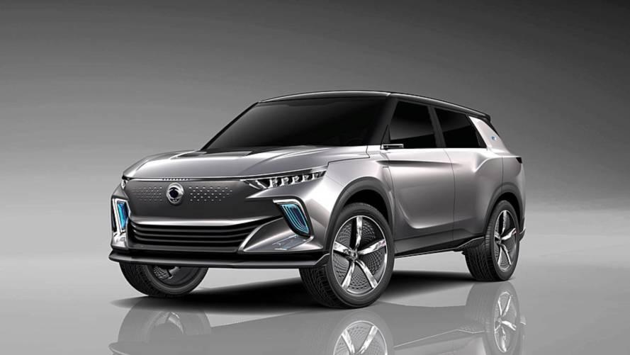 Le auto elettriche che vedremo nel futuro