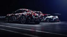 Toyota Supra 2019 teasers