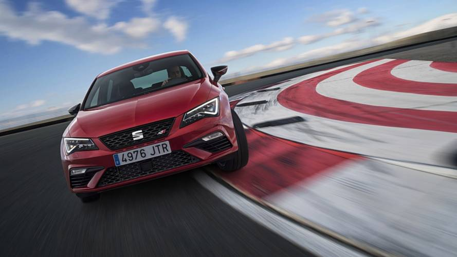 SEAT Leon Cupra Hatchback loses 10 HP because of WLTP