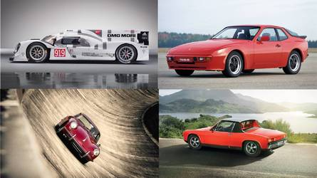 13 Four-Cylinder Porsches That Make The Most Of Small Engines