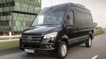 Mercedes Sprinter im Test