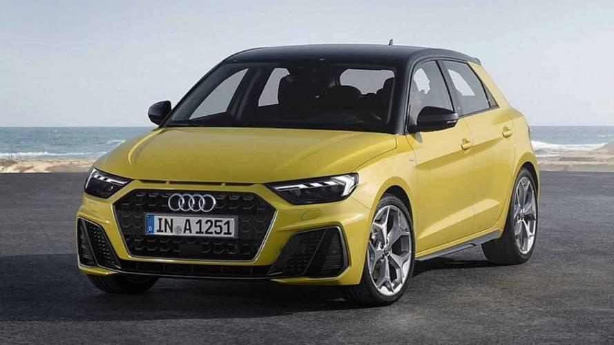 Novo Audi A1 vaza e surge mais imponente, tecnológico e agressivo