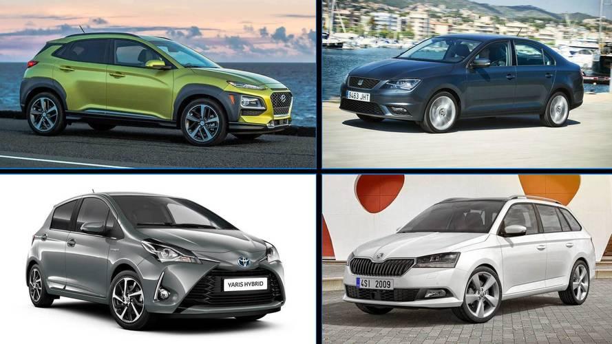 Los 10 mejores coches nuevos por 15.000 euros (actualizado)