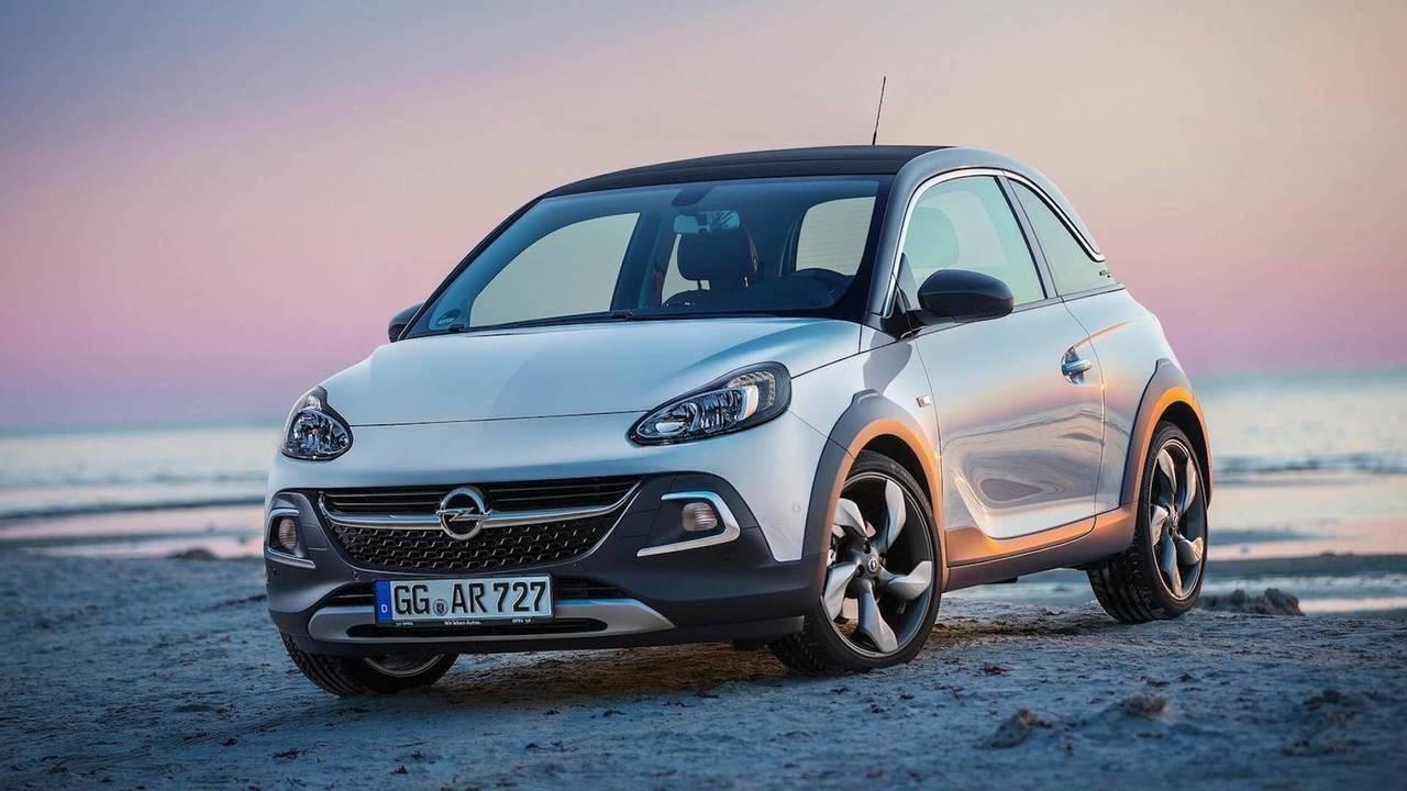 5.- Opel ADAM Rocks: si buscas un coche diferente