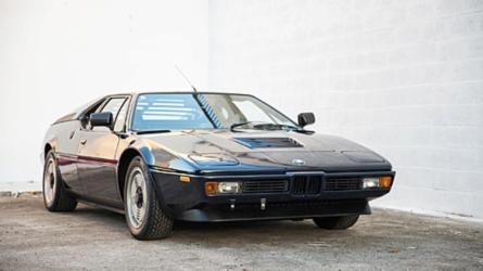 Un BMW M1, de 1981, a la venta por 600.000 euros