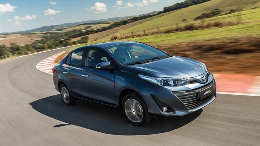 Primeiras Impressões: Toyota Yaris Sedan XLS 2019 é o