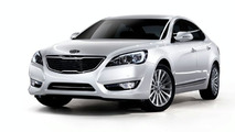 Kia Cadenza first images - 800