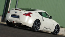 Senner Whitelady Z Unleashed - based on Nissan 370Z
