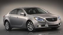 2012 Buick Regal Hybrid revealed