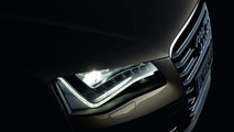 2011 Audi A8 unveiling photos, 01.12.2009 - 1600