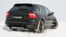 Cargraphic Cayenne Diesel with Turbo Look 15.03.2010