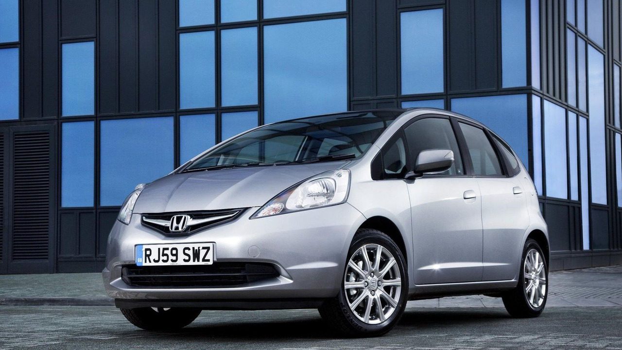 2010 Honda Jazz Si, UK spec, 24.03.2010