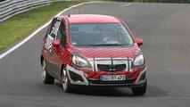 New 2010 Opel Meriva