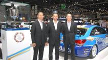 Chevrolet debuts 2011 WTCC Cruze with new 1.6 turbo