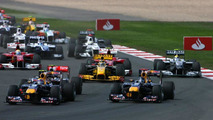 2010 British  Grand Prix - RESULTS
