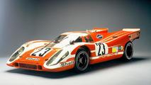 1970 Porsche 917, winner of the 1970 Le Mans 24 Hours, 24.06.2010
