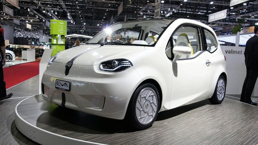 Eva Electric Vehicle is Valmets Concept Car Building Showcase