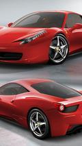Ferrari 458 Italia - Rosso 2