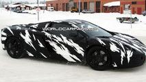 CarPix / McLaren P11 talvitesteissä