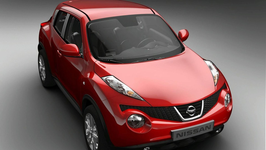 Nissan Juke Small Crossover SUV Revealed
