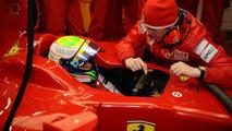 Ferrari F60 launch day 1