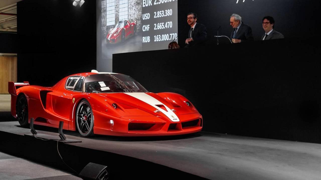 Ferrari FXX (2006)