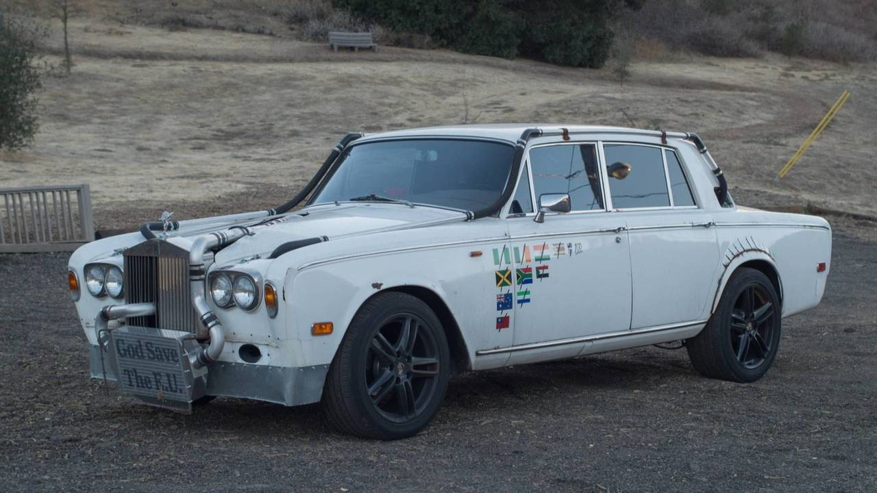 Rolls-Royce Silver Shadow Hot Rod