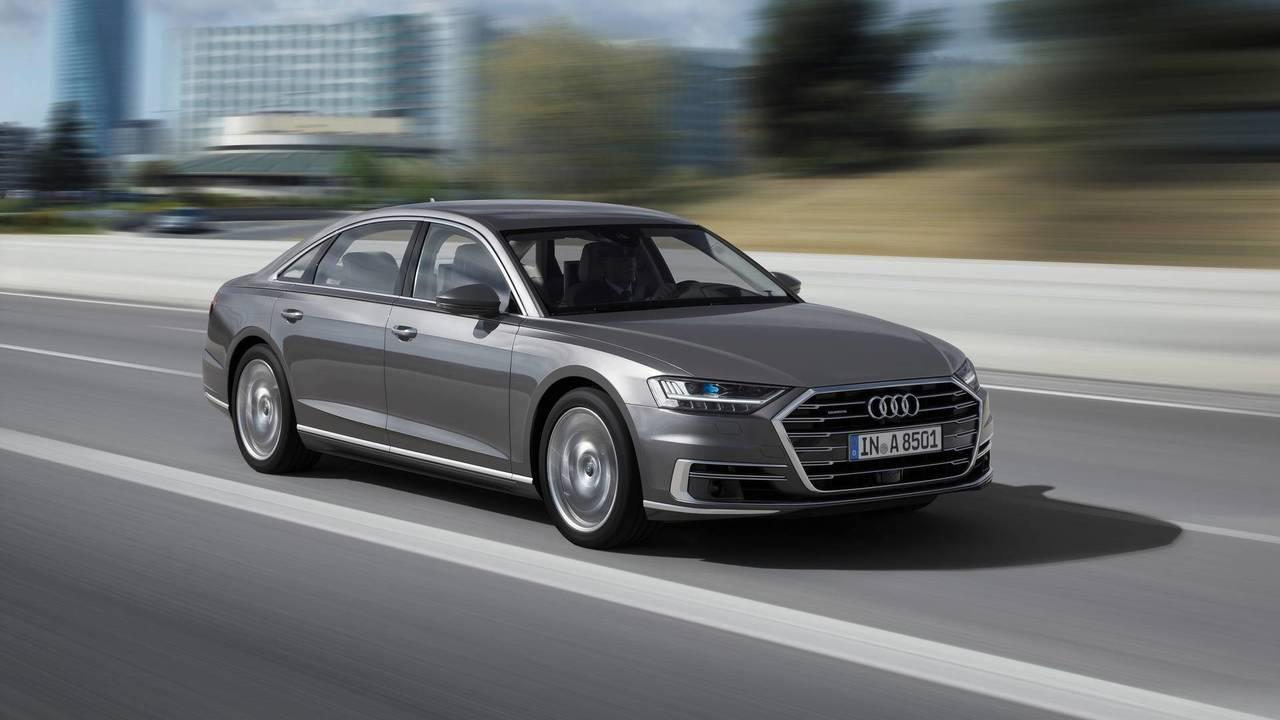 Audi 3-litre V6 TDI