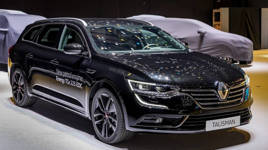 renault talisman s edition has a new megane rs sourced 1 8 turbo. Black Bedroom Furniture Sets. Home Design Ideas