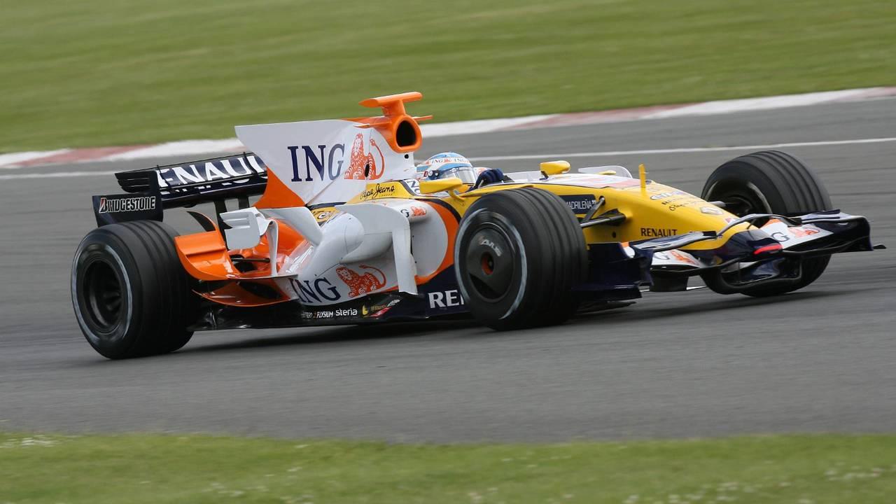 Renault R28 (2008)