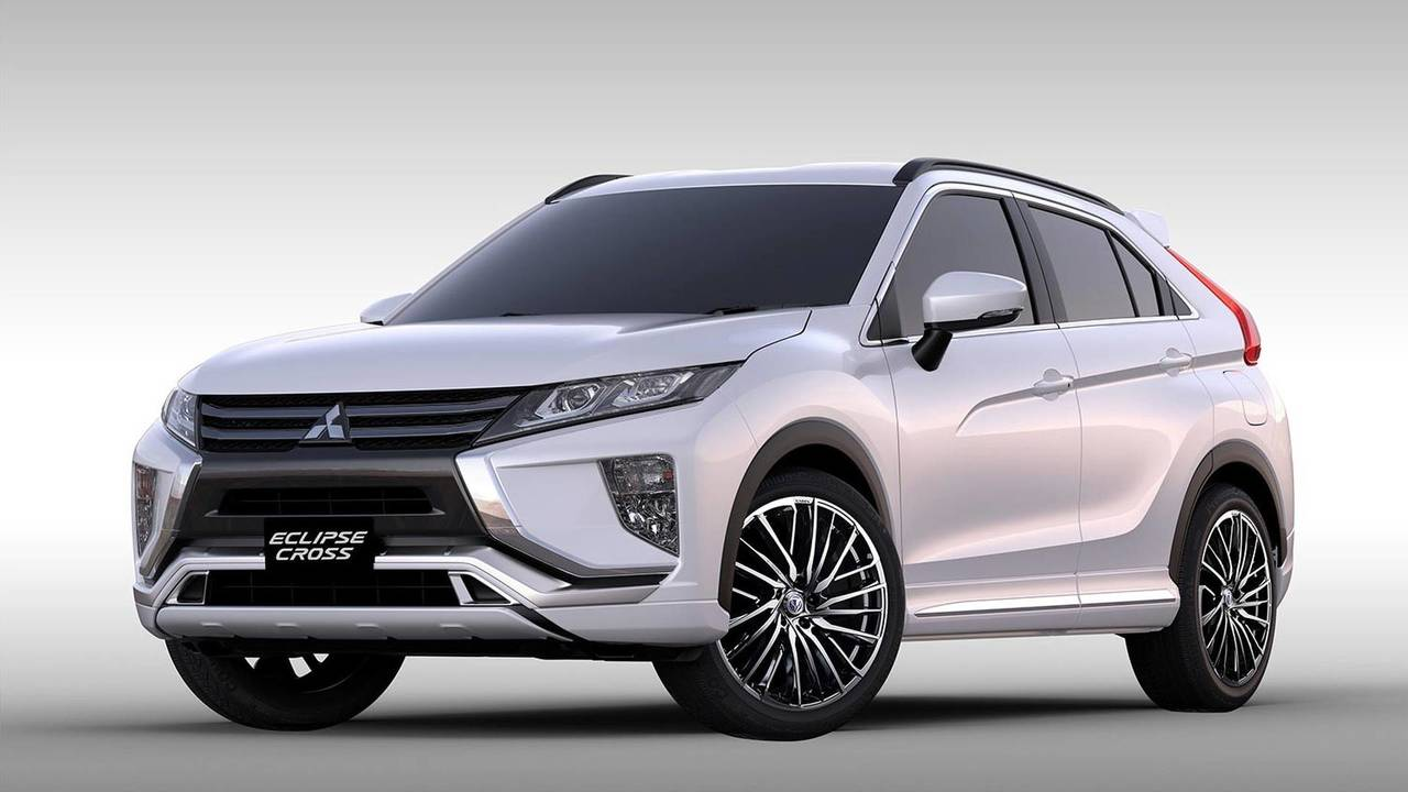 Mitsubishi Eclipse Cross Premium Sports Concept
