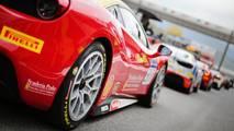 Pirelli'nin katıldığı seriler