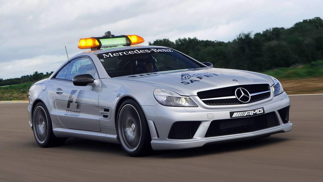 Mercedes SL 63 AMG (2008/09)
