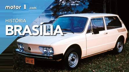 Vídeo - História da Volkswagen Brasília
