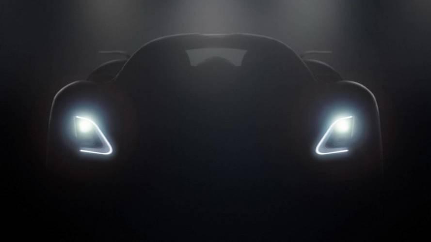 SSC'nin ipucu görseli yeni bir hiper otomobili gösteriyor