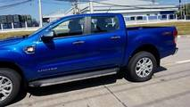 2019 Ford Ranger Uncovered