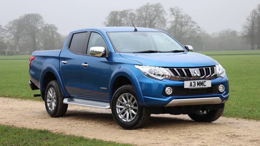 Mitsubishi Dealers Want A Pickup Truck In the U.S.