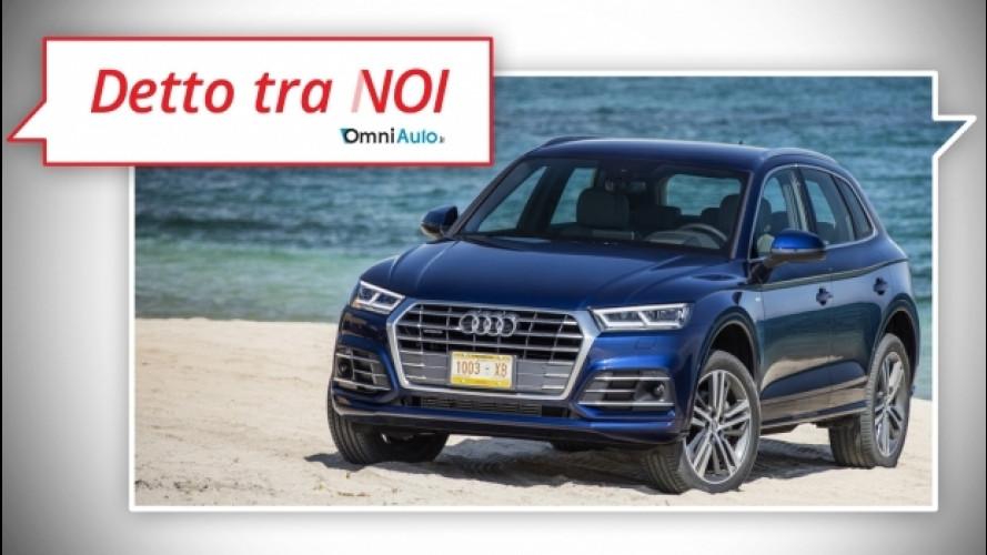 Audi Q5: l'auto di lusso, meglio benzina o diesel?