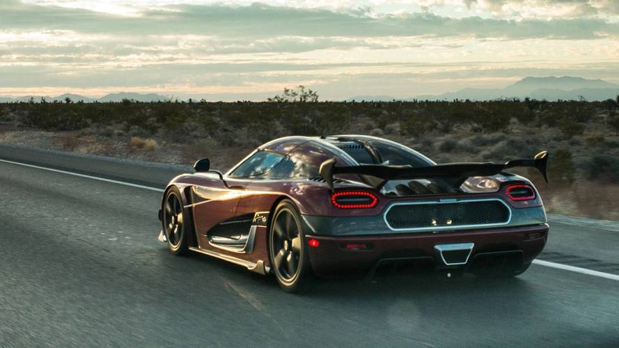 Formula 1 Otomobillerinden Daha Hızlı 7 Süper Otomobil