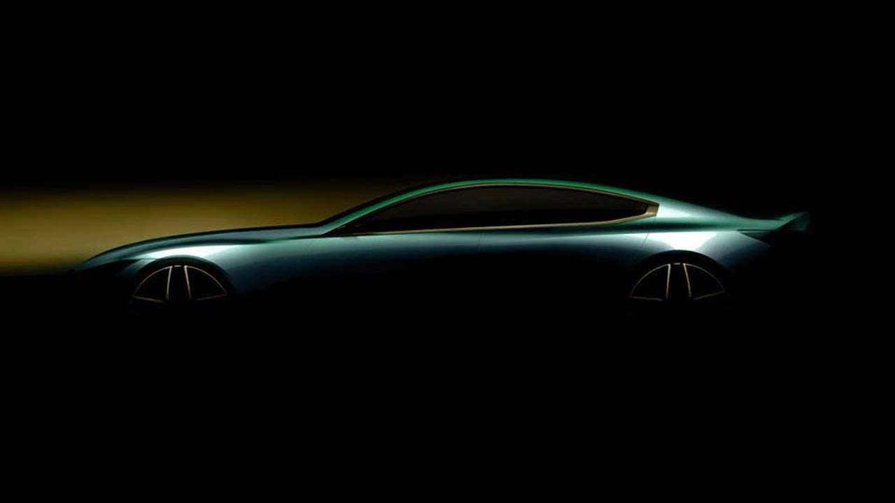 BMW working on a four-door 8 Series, it would appear