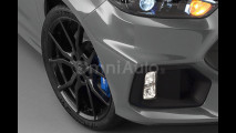 Nuova Ford Focus RS500, il rendering